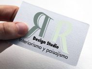 BRAND IDENTITY. business cards