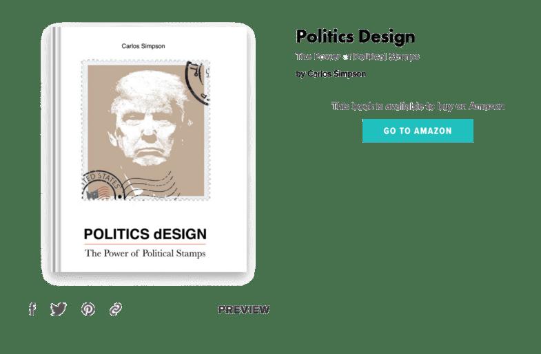 """Rich result on google when search for """"Politics Design, Carlos Simpson Design"""""""