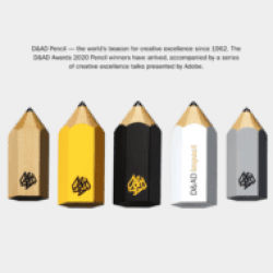 D_And_AD, D&AD awards Pencil