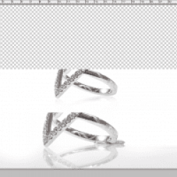 Jewelry Retouching Image for fashion and ecommerce
