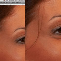 Skin Smoothing - Retouch image services for fashion and ecommerce