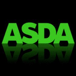 Clients - ASDA Logo. Carlos Simpson Infographic Design. Carlos Simpson Design Studio - London.