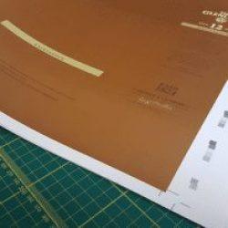 Carlos Simpson branding - business - graphic design material