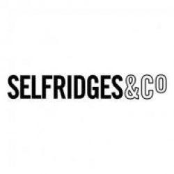 Clients - Selfridges Logo - Carlos Simpson Talent Designer - London