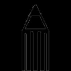 Carlos Simpson Talent Designer- Sketchbook - Black Pencil